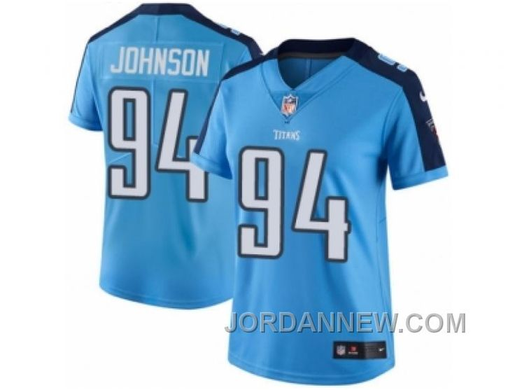 http://www.jordannew.com/womens-nike-tennessee-titans-94-austin-johnson-limited-light-blue-rush-nfl-jersey-lastest.html WOMEN'S NIKE TENNESSEE TITANS #94 AUSTIN JOHNSON LIMITED LIGHT BLUE RUSH NFL JERSEY FOR SALE Only 21.36€ , Free Shipping!