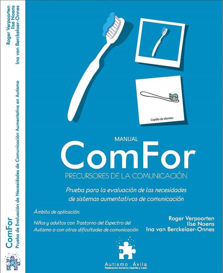 Libros especializados en Autismo y Asperger : Manual del Test ComFor: Precursores de la Comunicación
