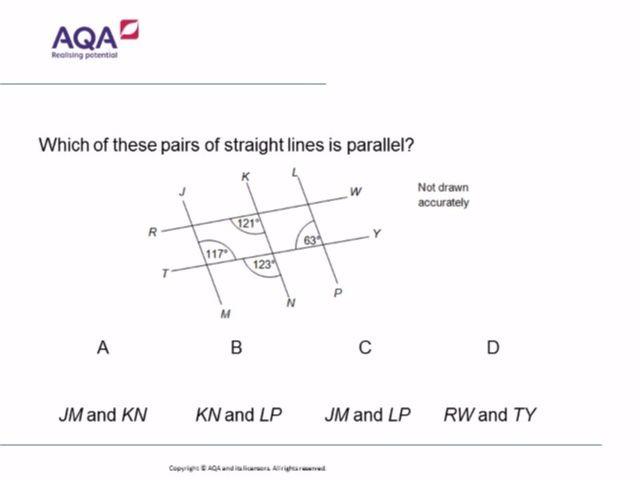 Angles | Diagnostic Questions