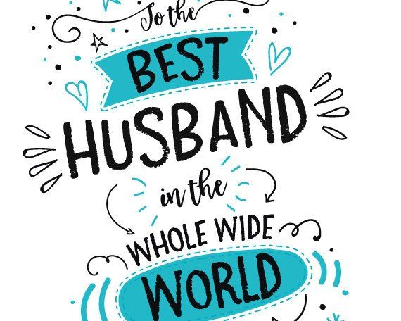 Printable Birthday Card For Husband To The Best Husband In Etsy Birthday Card Printable Birthday Cards For Boyfriend Birthday Cards For Brother