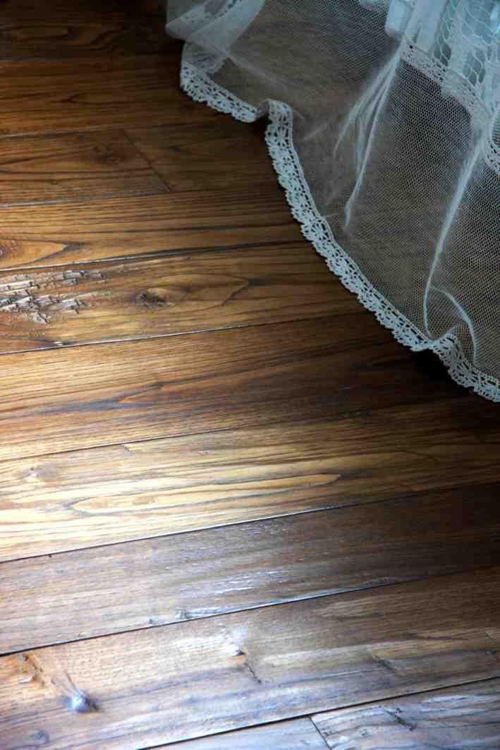 Realizzazioni - Il praticato tiberino parquet in legno massello