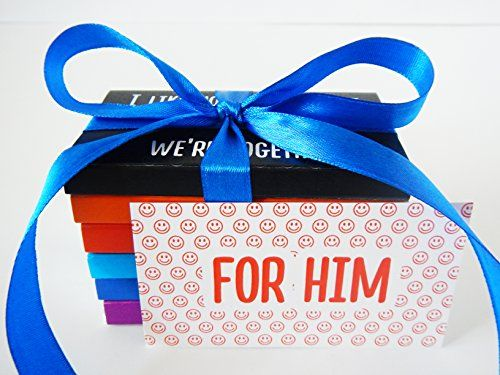 PERSONALIZED BIRTHDAY GIFT - FUNNY CHOCOLATE GIFT!  Cool gift for everyone present ideas for birthday (For him)