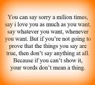 Actions speak louder than words.Thoughts, Remember This, Inspiration, Truths, So True, Speak Louder, Love Quotes, True Stories, Action Speak