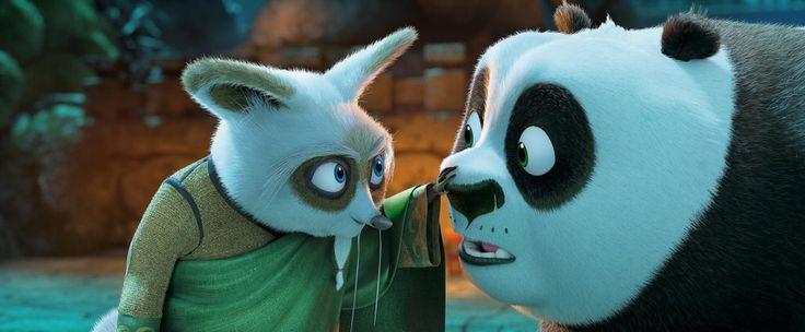 Так сложилось, что мультфильм «Кунг-фу Панда 3» от студии DreamWorks мы посмотрели далеко не в первых рядах, но яркие впечатления заставляют написать и, возможно, зародить интерес у тех, кто еще не видел.