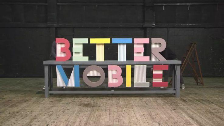Terry Hall | giffgaff | Better Mobile on Vimeo Animation, mograph