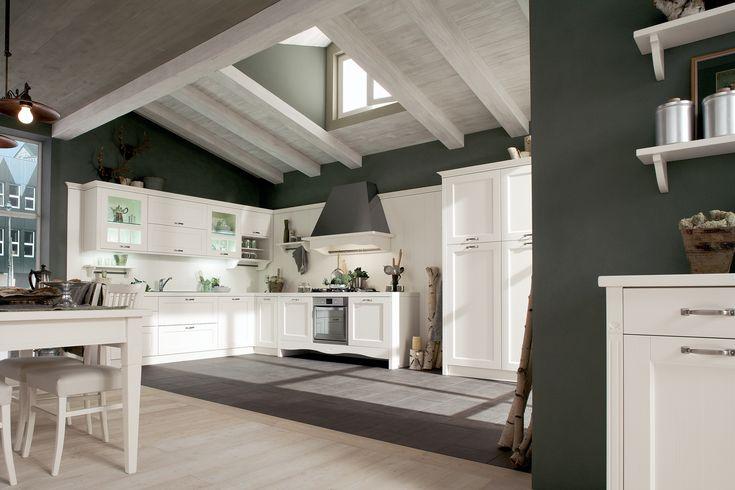 ... Cucina Ad Isola su Pinterest  Cucina rinnovata, Mobili da cucina