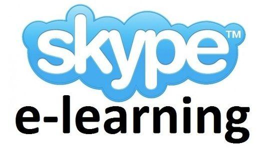 Skype: Un gran aliado del e-learning