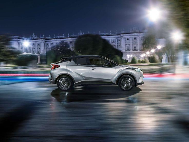 All New Toyota C-HR | Toyota UK