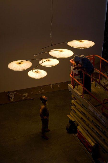 Aqua creations lighting designer lighting centerpice mobile lightthatmatters retail designlighting designdesign studiosfurniture