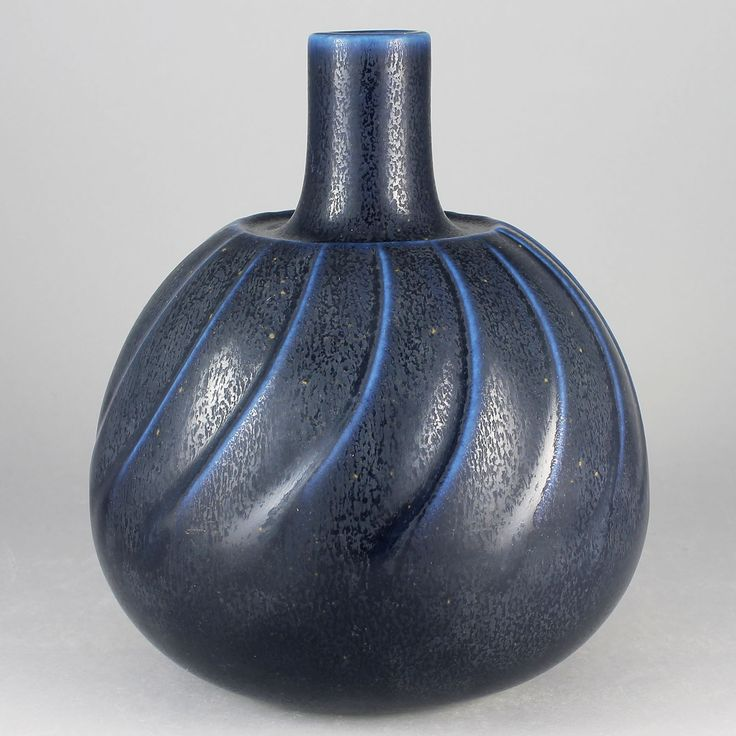 Wilhelm Kage (1950s) Vigorous Bulb Vase