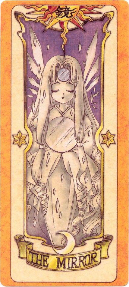 the mirror - Card Captors Sakura