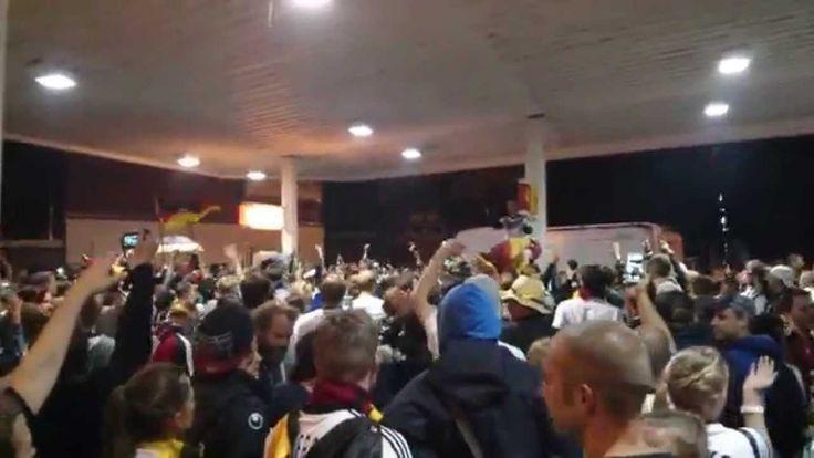 Jürgen-Klinsmann-Platz Kiel Finale WM 2014
