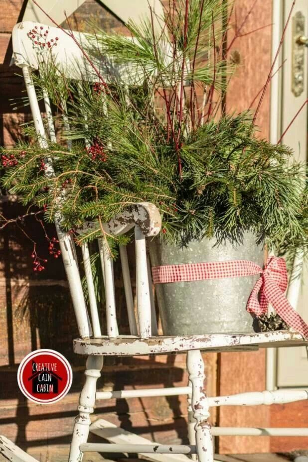 21 Best images about Porch decor winter on Pinterest ...