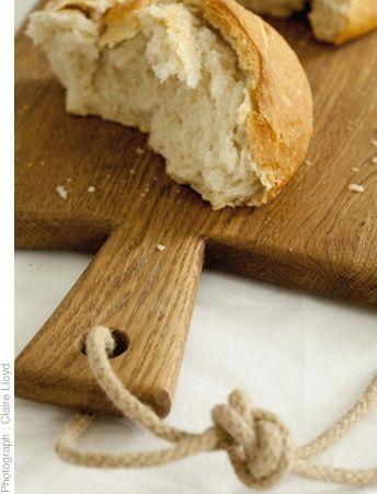 French oak breadboard  www.thestanleysupplystore.com