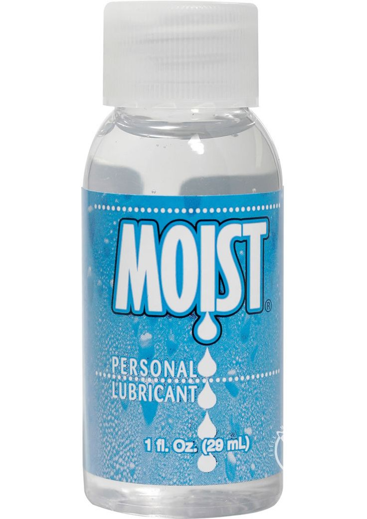 Buy Moist Personal Water Based Lubricant 1 Ounce online cheap. SALE! $2.99