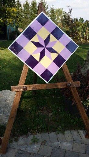 291 Best Barn Quilts Images On Pinterest Quilt Block Patterns