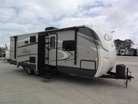 New 2016 Keystone Cougar 26RBI Travel Trailer