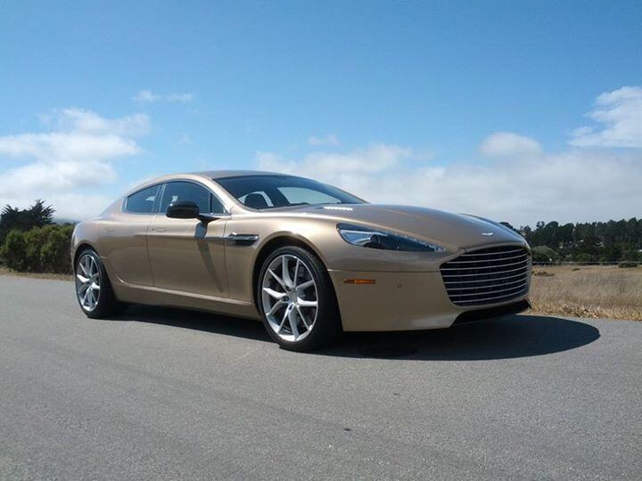 Marvelous Aston Martin Rapide S