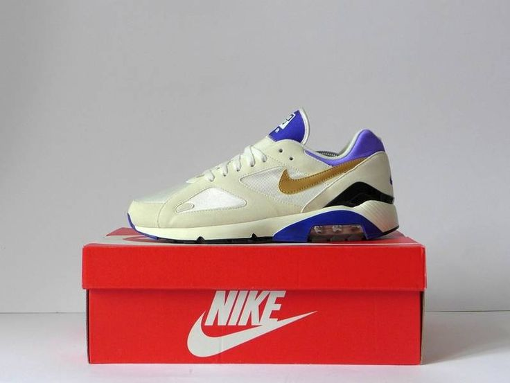 Image result for nike air max 180 show box
