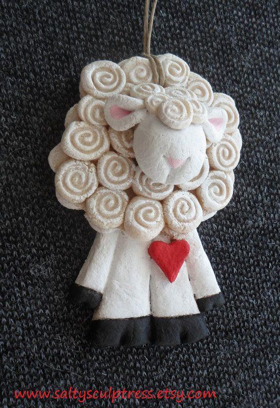 Salty Sculptress – Ewe Look Good in White – Salt D…