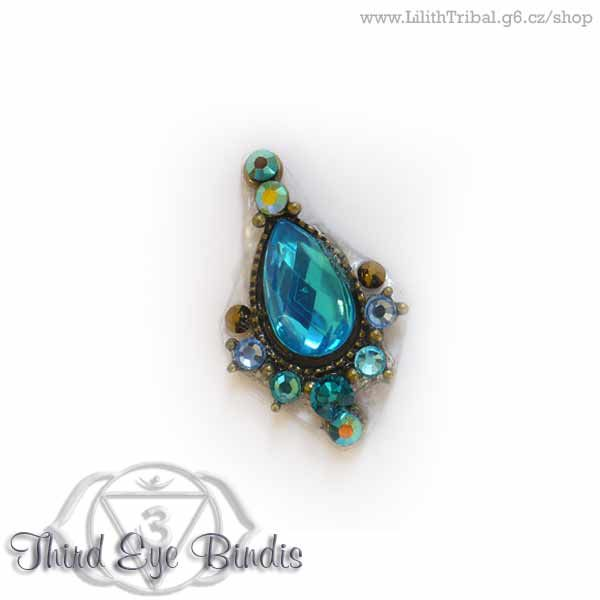 This bindi was sold shortly after the set had shown online! Grab any of the other two before they are gone! ;)