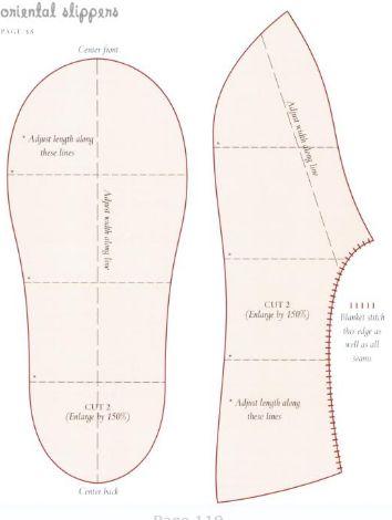 Shoe / pantoffel (no link?)