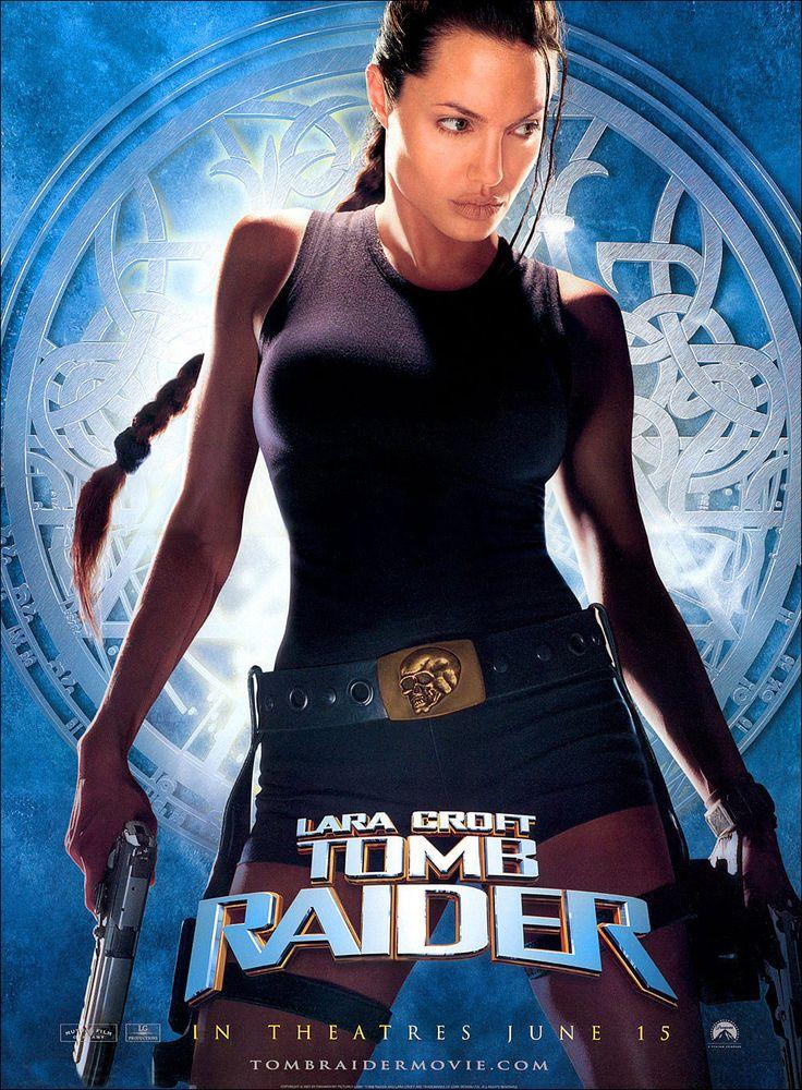 Affiche Lara Croft : Tomb Raider