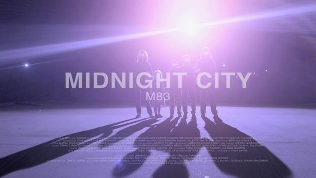 M83 | Midnight City ♥ This entire thing is just EPIC. The music, the video, the band. Give it a listen. I swear you won't regret it. (: