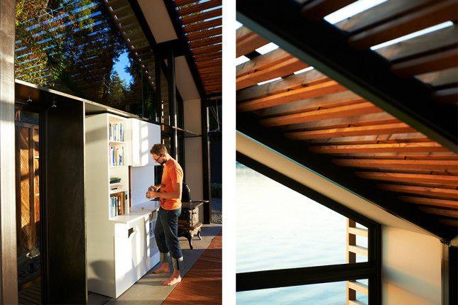 Garage: uno progetto di recupero targato Graypants diventa anche uno splendido video http://www.organiconcrete.com/2015/09/25/garage-graypant-studio/