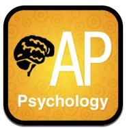 This app is perfect for high school students planning to take the AP Psychology test in future.