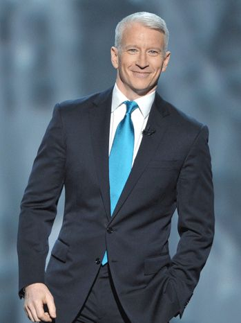 The Silver Fox. Still my favorite reporter, no matter what :)