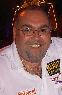 Tony O'Shea - Darts Player