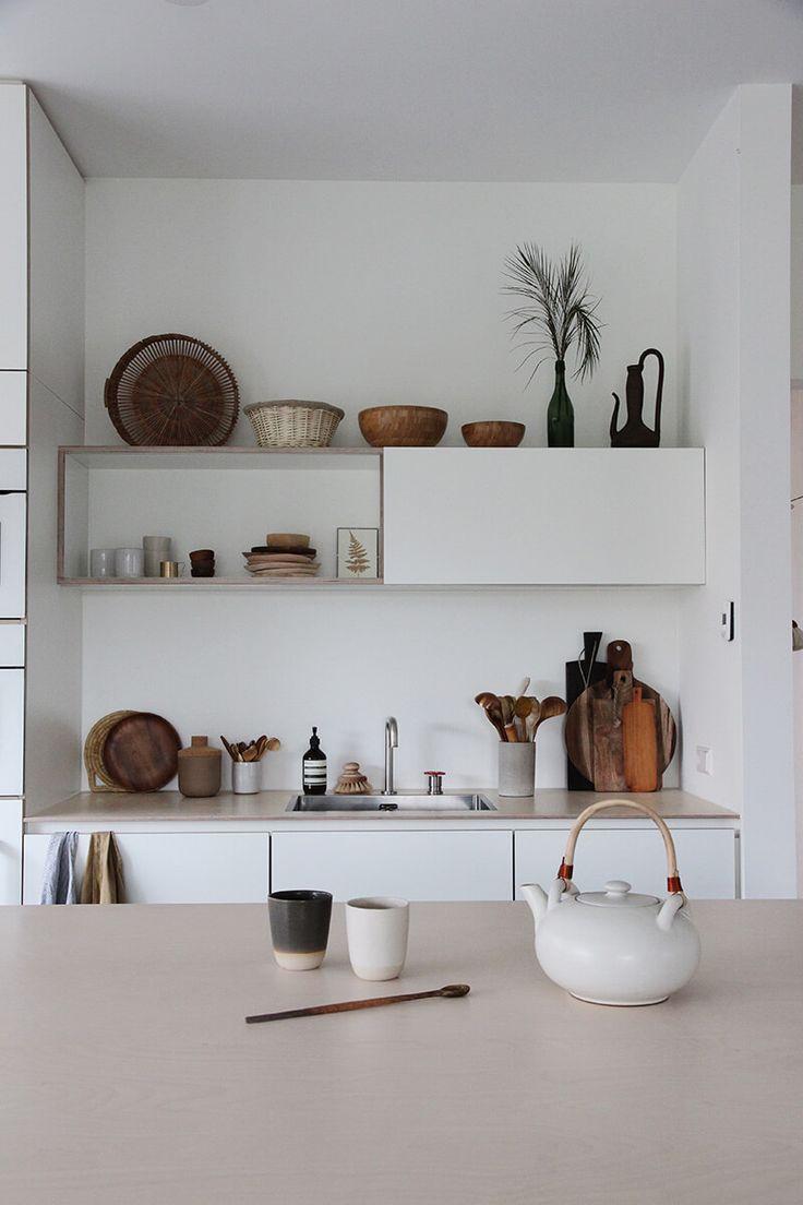 1000 idées sur le thème Étagère de cuisine ouverte sur pinterest ...