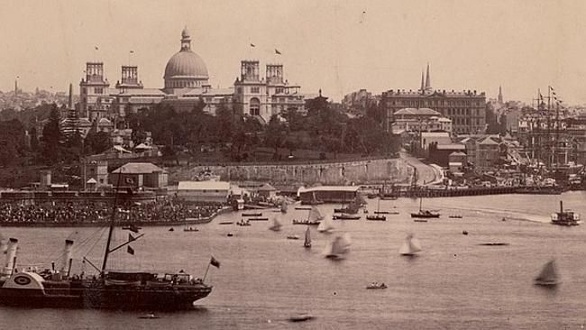 ON the morning of September 22, 1882, Sydney awoke to a grand and terrible spectacle. Its most flamboyant building, the Garden Palace, was burning to the ground.