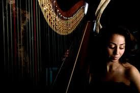 harp player in dubai - Google Search