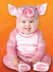 Animal Baby Halloween Costumes