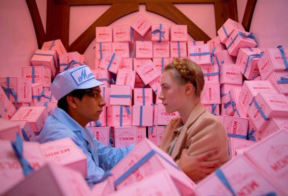 Creative Review - Annie Atkins designs every graphic prop for The Grand Budapest Hotel movie