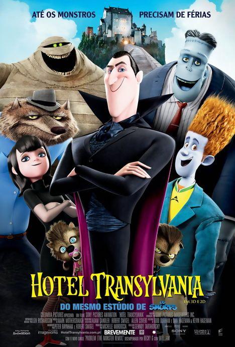 Hotel Transylvania (2012) Adam Sandler, Kevin James, Andy Samberg, Selena Gomez