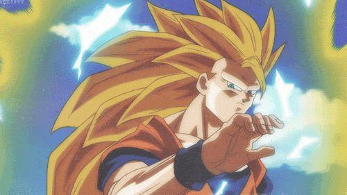 Goku SS3. via: http://neogohann.tumblr.com/post/77112774911
