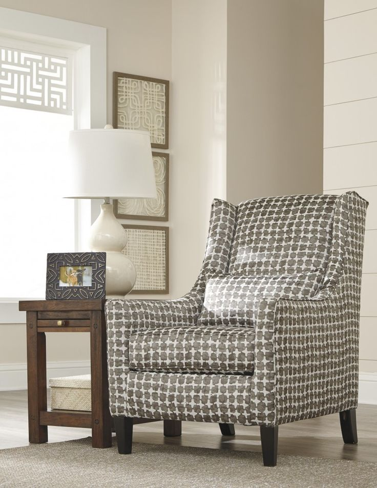 Lainier   Alloy   Accent Chair By Signature Design By Ashley. Get Your  Lainier   Alloy   Accent Chair At Furniture Warehouse, Holland MI Furniture  Store.