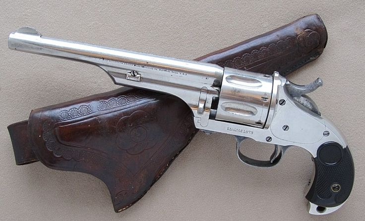 Once Upon a Time: - Merwin & Hulbert Revolvers -
