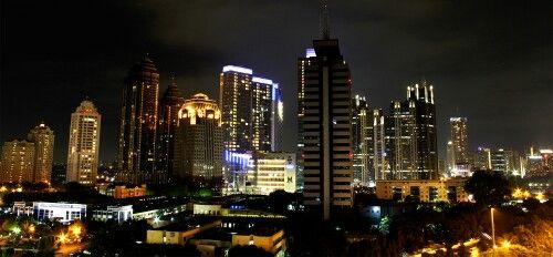 The city that never sleep