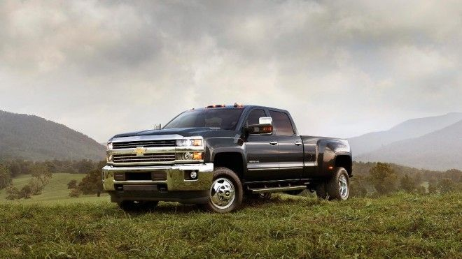 2016 Chevrolet Silverado 3500 HD (2) | The News Wheel
