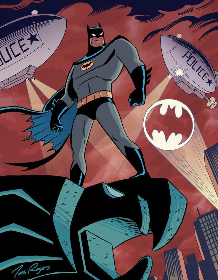 The Bat Blog Batmannotes Batman The Animated Series Tribute Batman Comic Art 90s Cartoon Batman