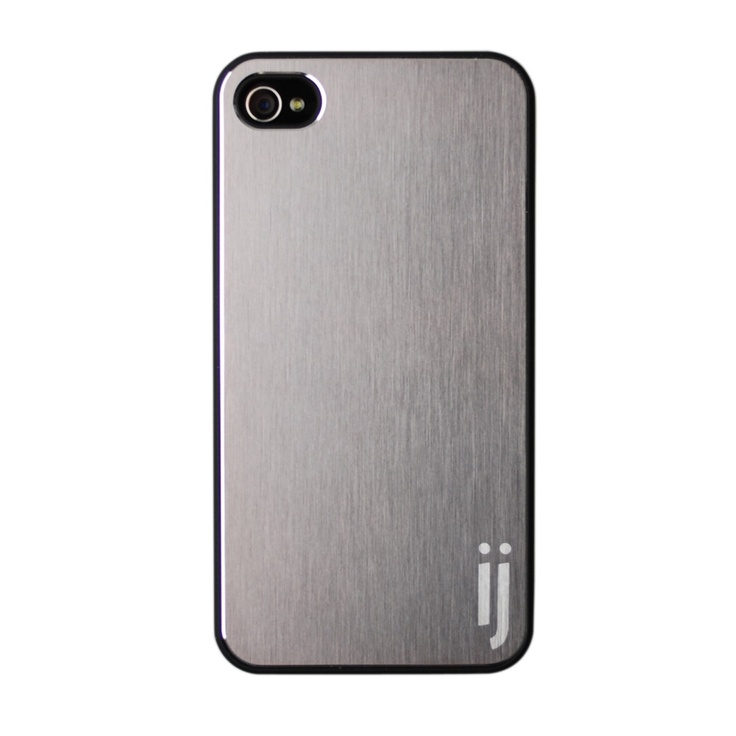 iJustine iPhone 4 Shell Case