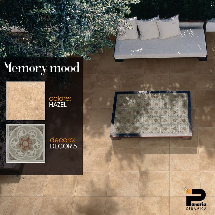 #MemoryMood is a new matter. Elegant and essential, full of tradition