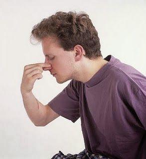 Sangue dal naso (epistassi)  -  Enciclopedia medica