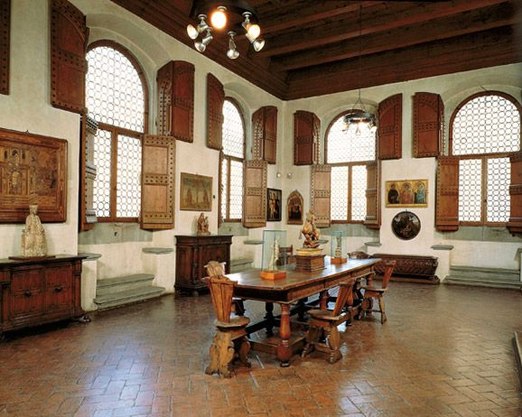 Museo Horne in Florence is a renaissance home, a private museum often overlooked