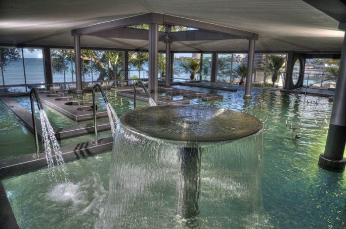 Aqua Spa @ Complexe Chateau Royal in Noumea, New Caledonia