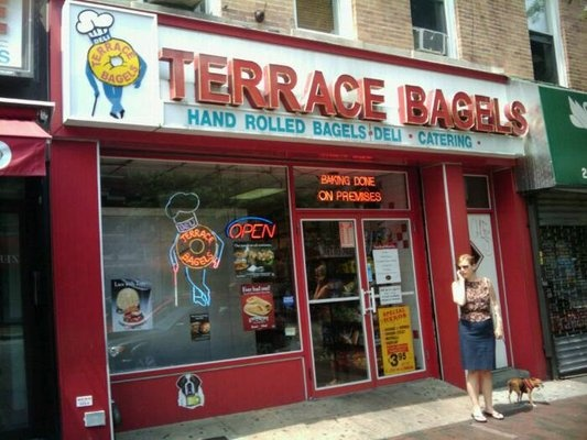 Photos for Terrace Bagels | Yelp